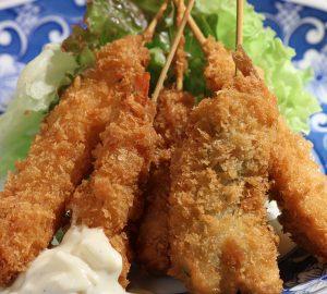 牛串カツ(5本)