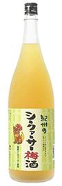シークァーサー梅酒(和歌山)